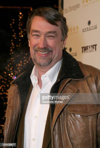 """Director of Sundance Film Festival Geoffrey Gilmore attends the 2008 Sundance Film """"In Bruges"""" Premiere presented by Focus Features at Village at the..."""