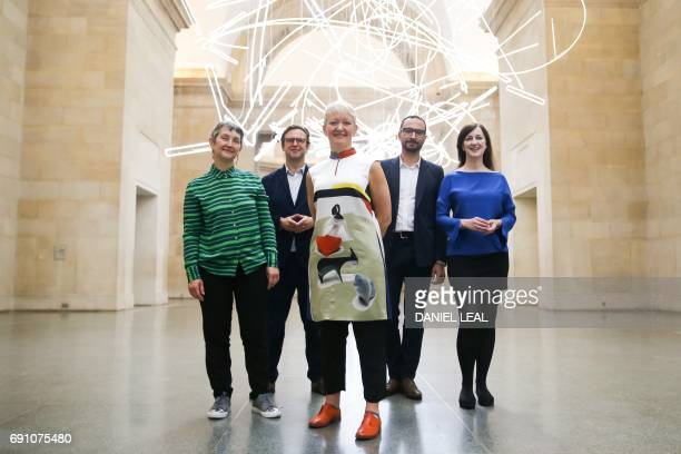 Director of Tate Modern Frances Morris Director of Tate Britain Alex Farquharson Director of Tate Maria Balshaw Director of Tate Liverpool Francesco...