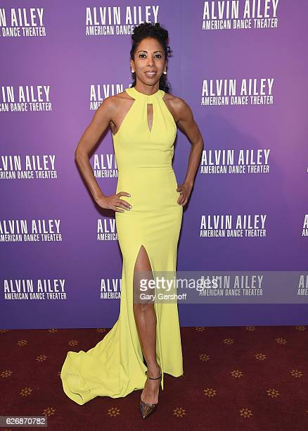 Director of The Alvin Ailey Extension Lisa Johnson Willingham attends 'An Evening of Ailey And Jazz 2016 Opening Night Gala' at New York City Center...