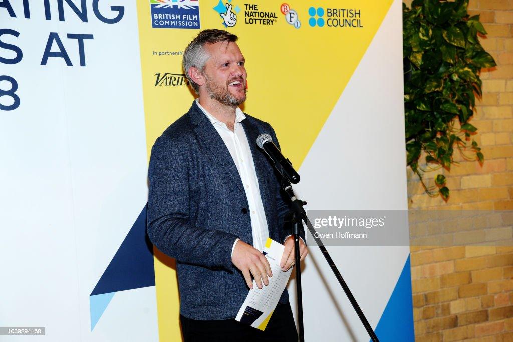 CAN: UK Film Reception At TIFF 2018