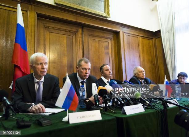 Director of the Centre for Analytical Research on Chemical and Biological Weapon Conventions under the Russian Ministry of Industry and Trade, Viktor...