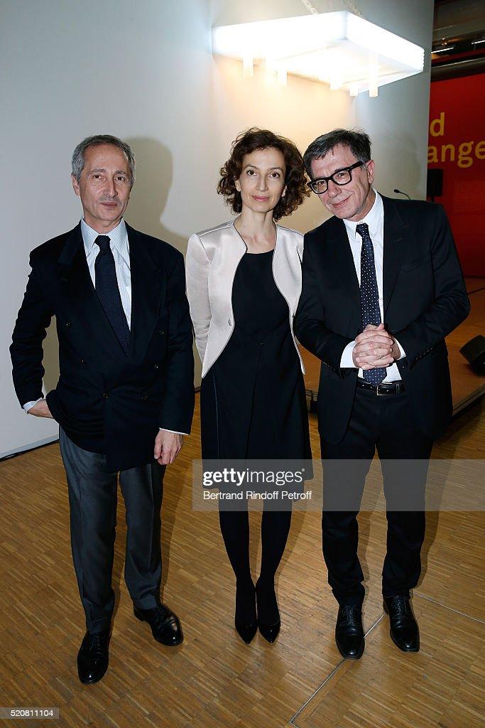 Societe Des Amis Du Musee D'Art Moderne Du Centre Pompidou : Dinner Party In Paris