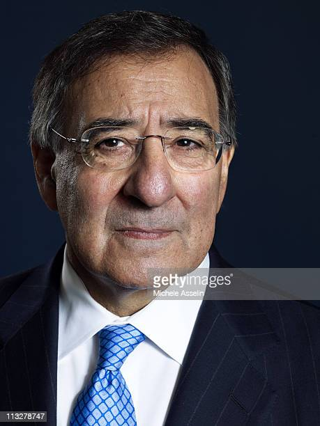 Director of the CIA Leon Panetta is photographed for Time Magazine on October 20 2009 in New York City