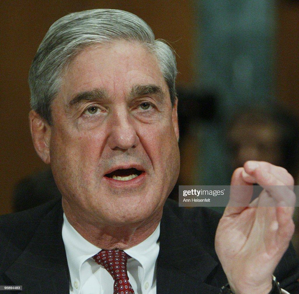 FBI Head Mueller Testifies On Security In Wake Of Christmas Incident