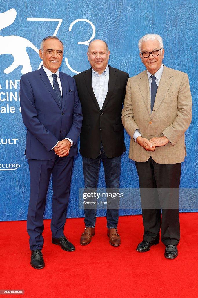 Special Tribute To Chris Meledandri From Biennale Di Venezia 'Sing' - 73rd Venice Film Festival