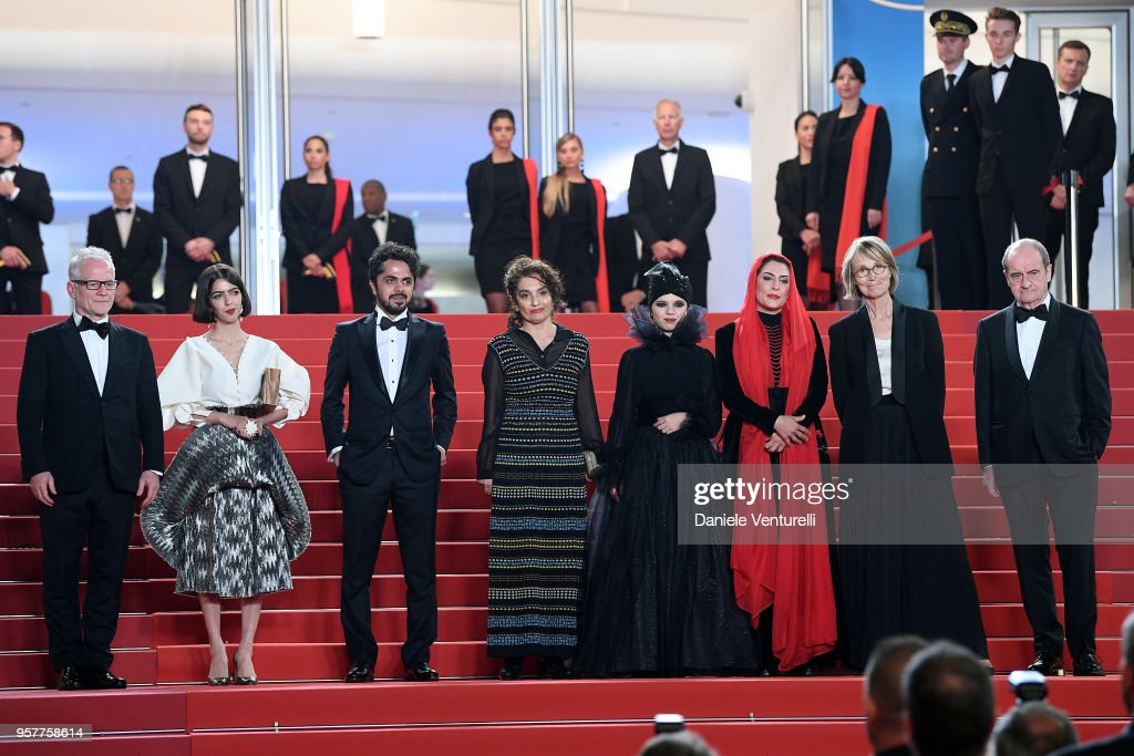 """3 Faces "" Red Carpet Arrivals - The 71st Annual Cannes Film Festival"
