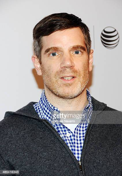 Director of the film 'One Year Lease' Brian Bolster attends the Shorts Program City Limits during the 2014 Tribeca Film Festival at AMC Loews Village...