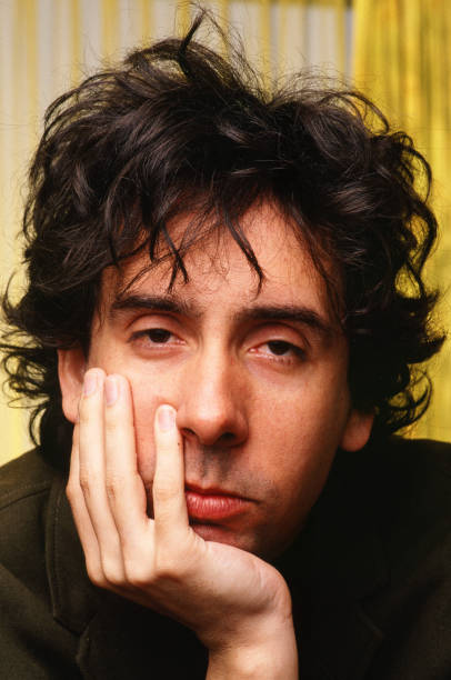 Tim Burton Portrait Session