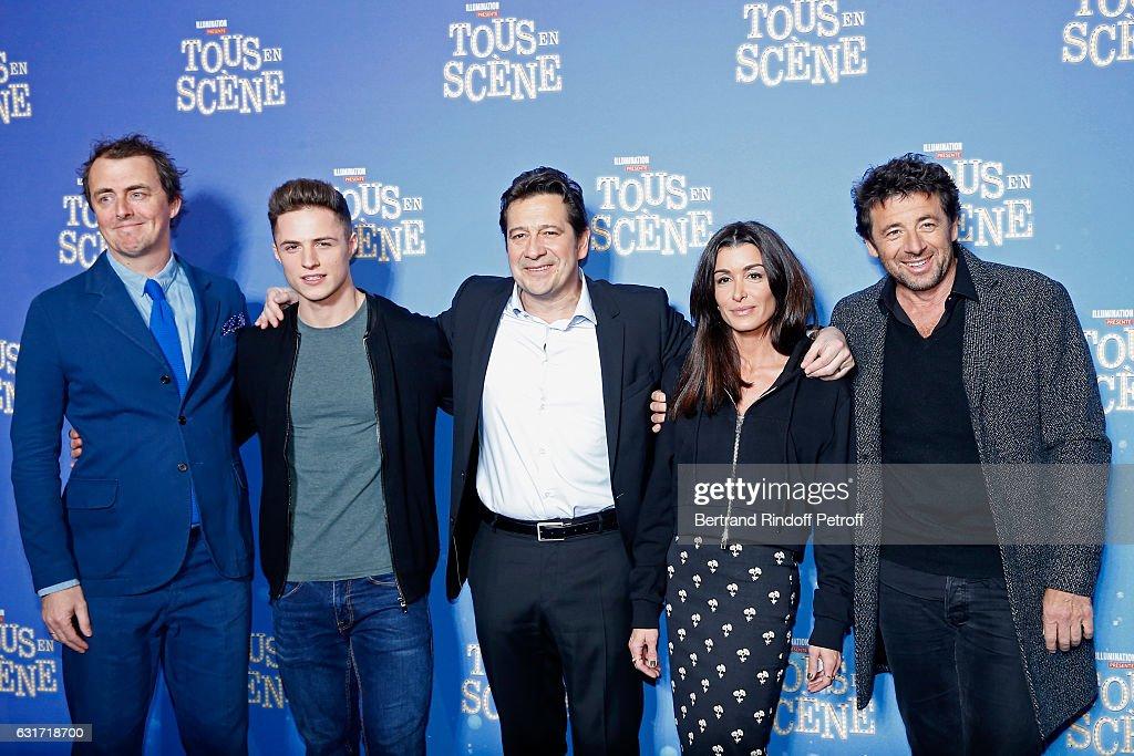 """""""Tous en Scene""""  Paris Premiere At Le Grand Rex In Paris"""