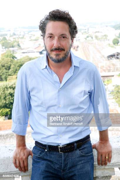 Director of the movie 'Maryline' Guillaume Gallienne attends the 10th Angouleme FrenchSpeaking Film Festival Day Three on August 24 2017 in Angouleme...