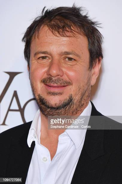 Director of the movie Philippe Godeau attends 'Yao' Paris Premiere at Le Grand Rex on January 15 2019 in Paris France