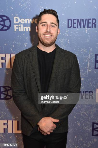"""Director of the movie """"Waves"""" Trey Edward Shults on the red carpet at the 42nd Annual Denver Film Festival on November 07, 2019 in Denver, Colorado."""
