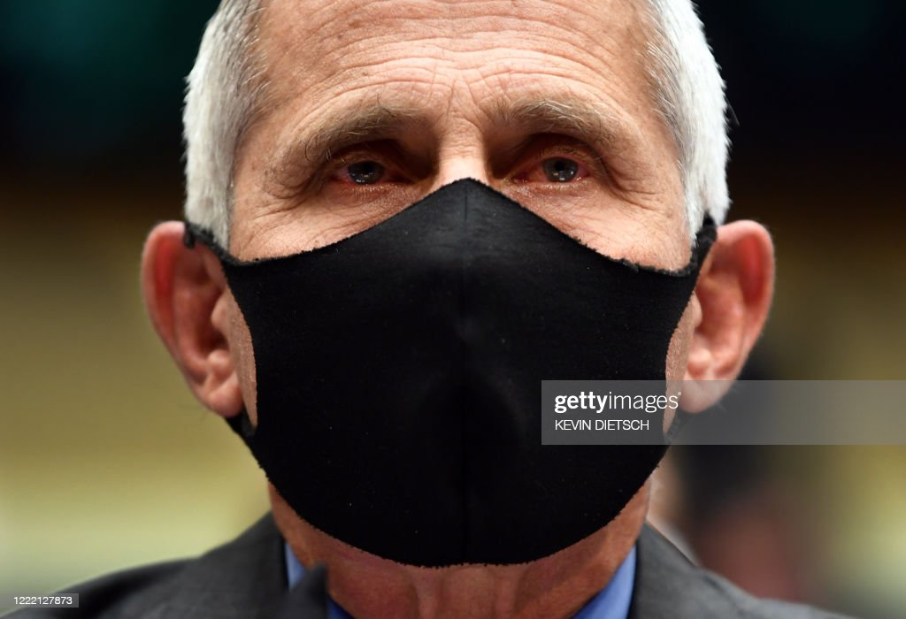 US-POLITICS-HEALTH-VIRUS-HEARING : News Photo