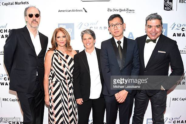 Director of the New York Film Festival Kent Jones Film Society of Lincoln Center Chairman Ann Tenenbaum Executive Director Lesli Klainberg Director...