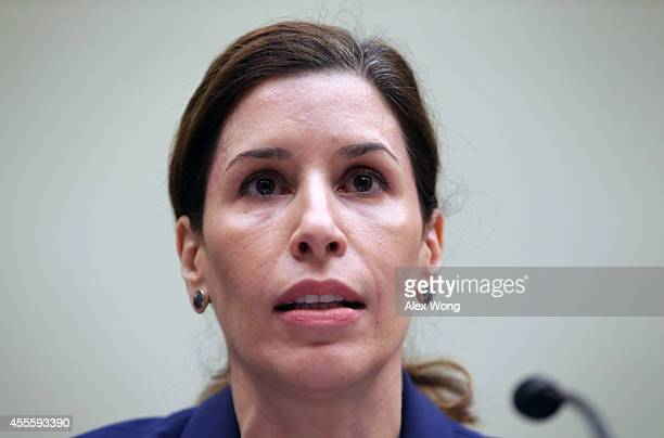 Director of the Office of Counterterrorism and Emerging Threats in the US Food and Drug Administration's Office of the Chief Scientist Luciana Borio...