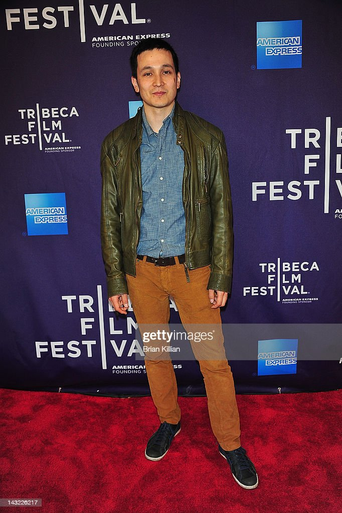 Director of the short Paraiso, Nadav Kurtz, attends Shorts Program: Help Wanted during the 2012 Tribeca Film Festival at the AMC Loews Village 7 on April 21, 2012 in New York City.