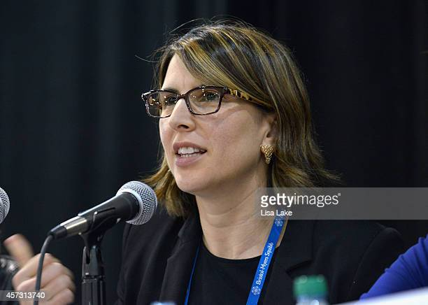 Director of the Smith College Wurtele Center for Work and Life Jessica Bacal speaks during seminar Sessions at 2014 Pennsylvania Conference For Women...