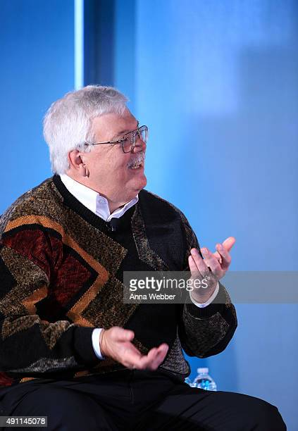 Director of the Stanford Center on Law and the Biosciences Henry T Greely speaks on stage during The New Yorker Festival 2015 Tech@Fest Crispr at One...