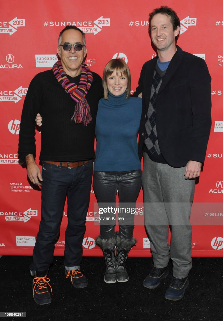 """Stories We Tell"" Premiere - 2013 Sundance Film Festival"