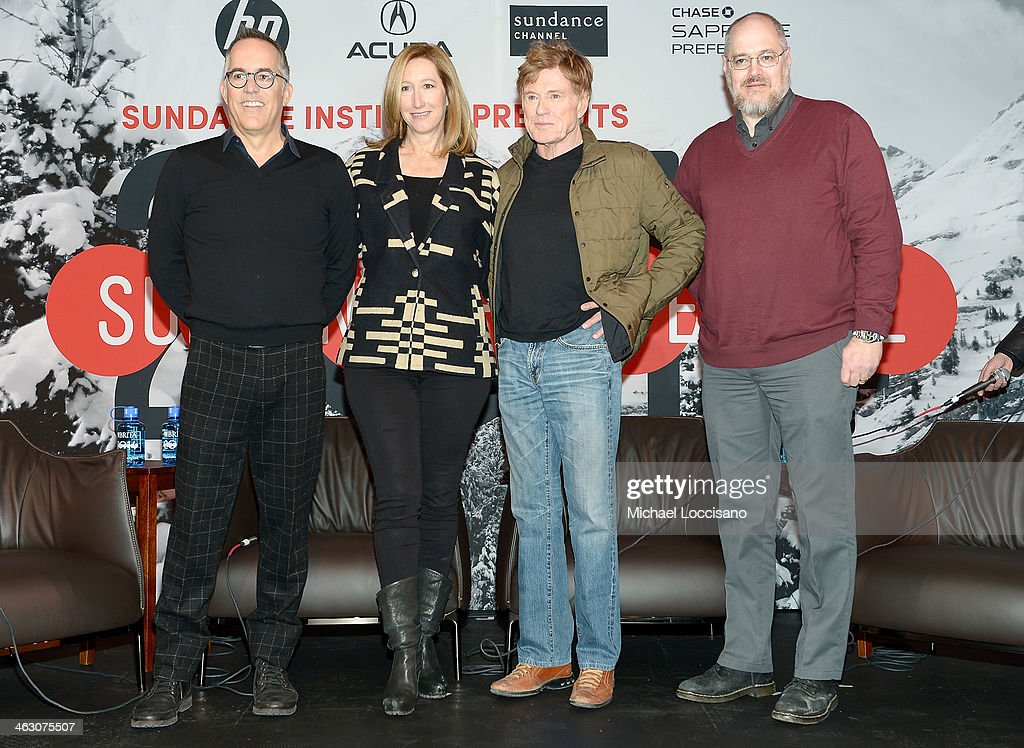 Day One Press Conference - 2014 Sundance Film Festival