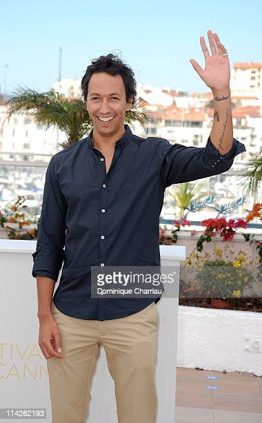 "Director Oliver Hermanus attends the ""Skoonheid"" Photocall at the Palais des Festivals during the 64th Cannes Film Festival on May 17, 2011 in..."