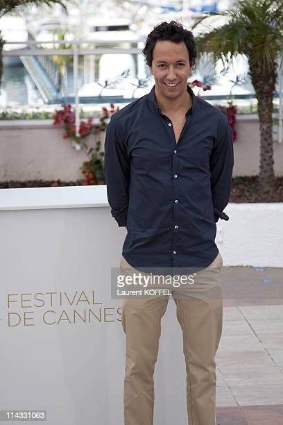 Director Oliver Hermanus attends the 'Skoonheid' photocall at the Palais des Festivals during the 64th Cannes Film Festival on May 17 2011 in Cannes...