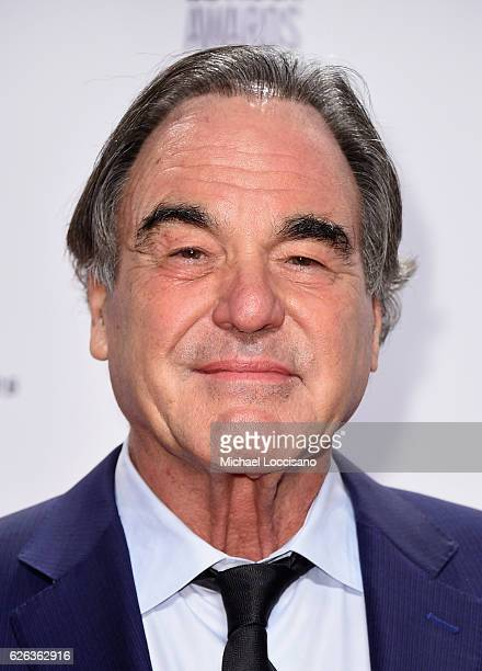 Director Oliver Stone attends the 26th Annual Gotham Independent Film Awards at Cipriani Wall Street on November 28 2016 in New York City