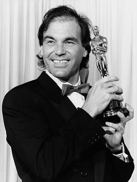 NY: 15th September 1946 -  Film Director Oliver Stone Born