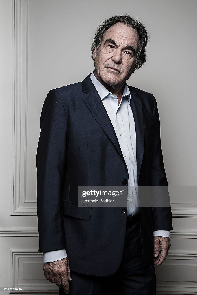 Oliver Stone, Self Assignment, October 2016