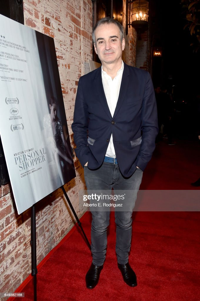 Director Olivier Assayas at the Flux and Cinefamily Hosted Premiere of IFC Films' PERSONAL SHOPPER at The Carondelet House on March 7, 2017 in Los Angeles, California.