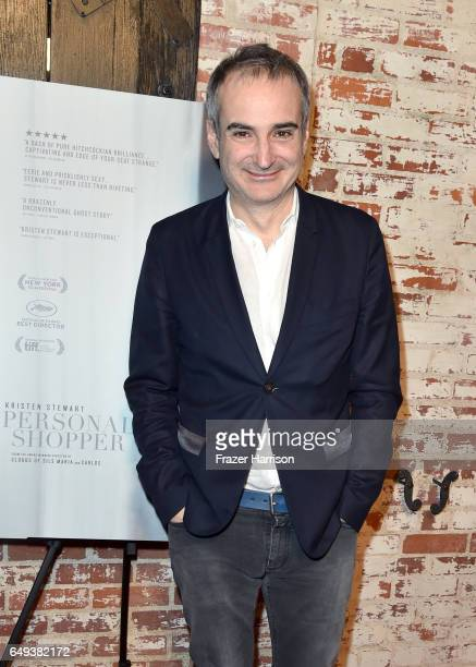 Director Olivier Assayas at the Flux and Cinefamily Hosted Premiere of IFC Films' PERSONAL SHOPPER at The Carondelet House on March 7 2017 in Los...