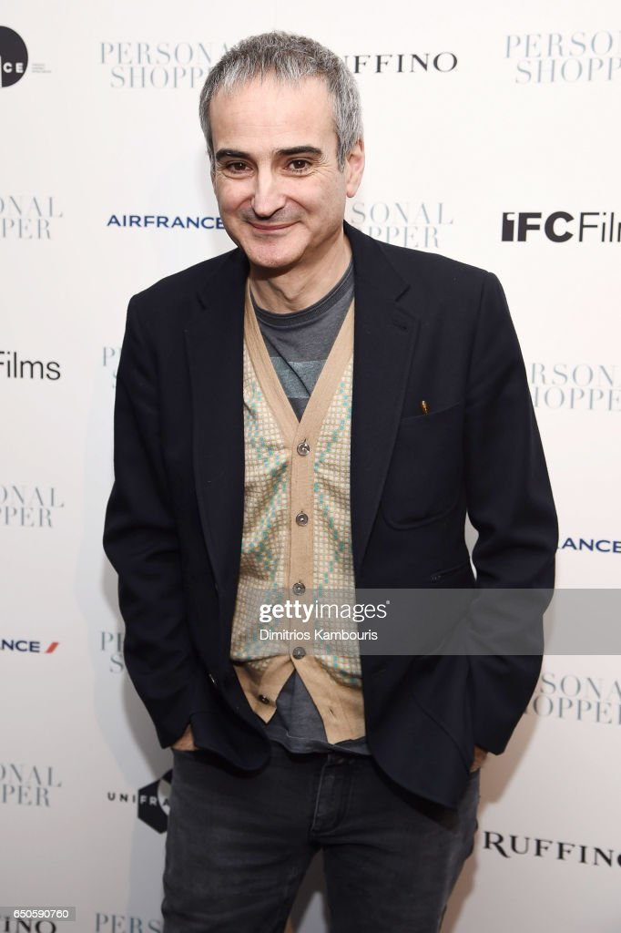 Director Olivier Assayas attends the 'Personal Shopper' premiere at Metrograph on March 9, 2017 in New York City.