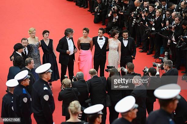 Director Olivier Dahan actors Tim Roth Nicole Kidman Jeanne Balibar producer PierreAnge Le Pogam guests actress Paz Vega screenwriter and producer...