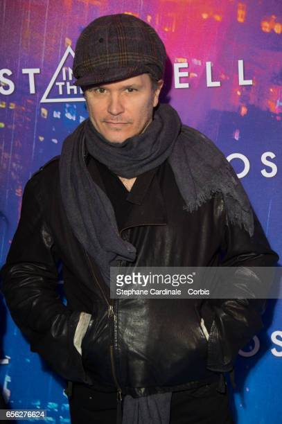 Director Olivier Dahan attends the Paris Premiere of the Paramount Pictures release Ghost In The Shell at Le Grand Rex on March 21 2017 in Paris...