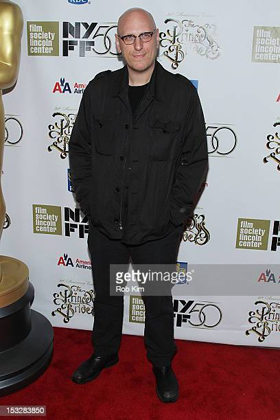 """Director Oren Moverman attends the 25th Anniversary Screening & Cast Reunion Of """"The Princess Bride"""" During The 50th New York Film Festival at Alice..."""