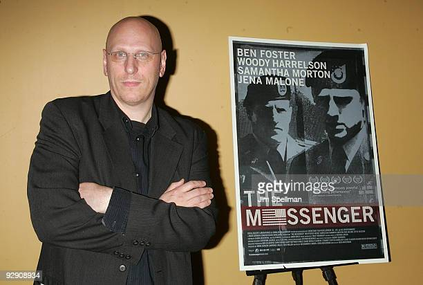 Director Oren Moverman attends The Messenger Premiere at Clearview Chelsea Cinemas on November 8 2009 in New York City
