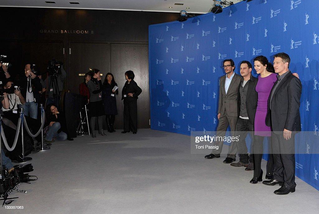 60th Berlin Film Festival - Jud Suess - Photocall