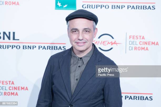 Director Pablo Berger during photocall of the movie 'Abracadabra' on the third day of the Rome Film Festival
