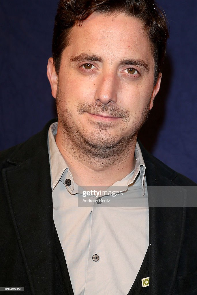Director Pablo Larrain attends 'NO!' Germany Premiere at Filmtheater am Friedrichshain on February 1, 2013 in Berlin, Germany.