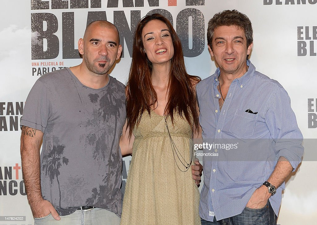 'Elefante Blanco' Madrid Photocall