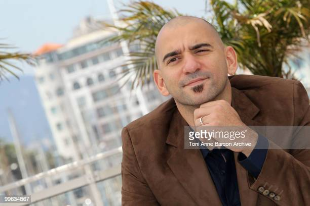 Director Pablo Trapero and attends the 'Carancho' Photo Call held at the Palais des Festivals during the 63rd Annual International Cannes Film...