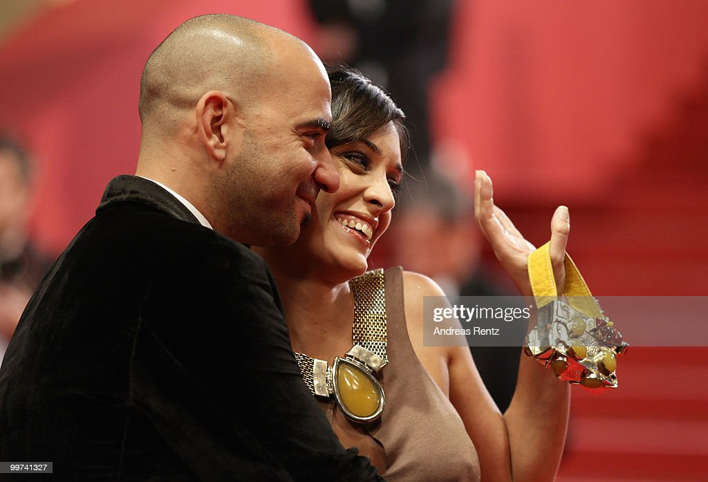 Director Pablo Trapero and Martina Gusman from the film, Carancho attend 'Outrage' Premiere at the Palais des Festivals during the 63rd Annual Cannes Film Festival on May 17, 2010 in Cannes, France.