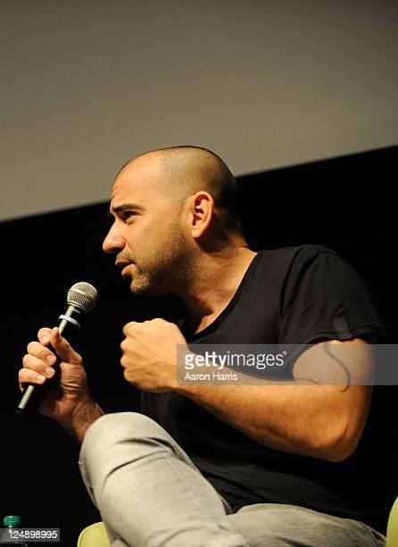 Director Pablo Trapero attends City To City Panel Buenos Aires A Conversation at TIFF Bell Lightbox during the 2011 Toronto International Film...