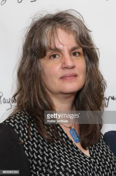 Director Pam MacKinnon attends the opening night performance of the Playwrights Horizons world premiere production of 'Log Cabin' on June 25 2018 at...