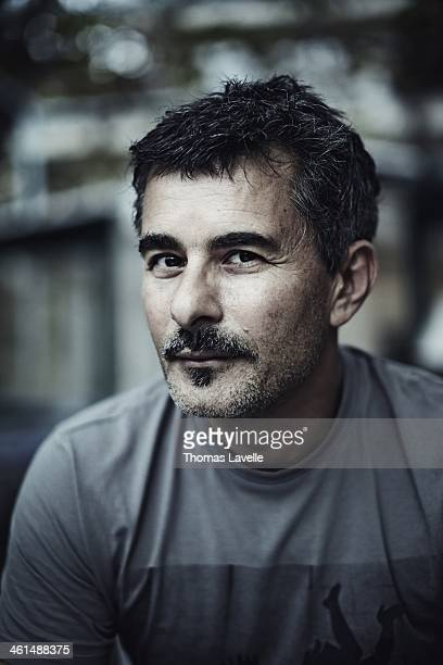Director Paolo Genovesi is photographed for Self Assignment during the 8th Rome Film Festival on November 9 2013 in Rome Italy