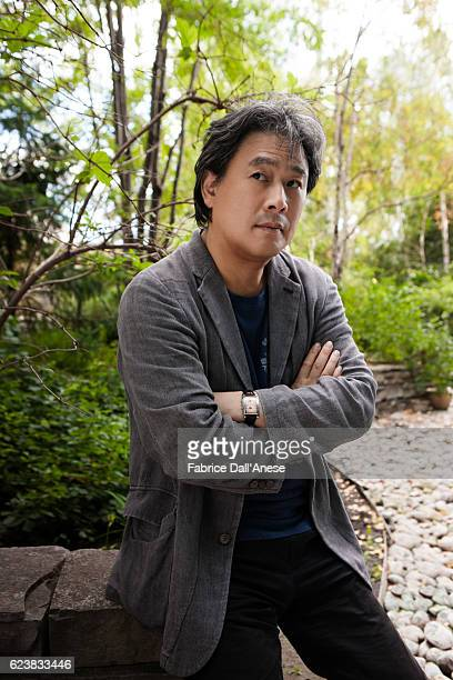 Director Park Chan Wook is photographed for MovieMaker Magazine on September 10 2016 in Toronto Canada