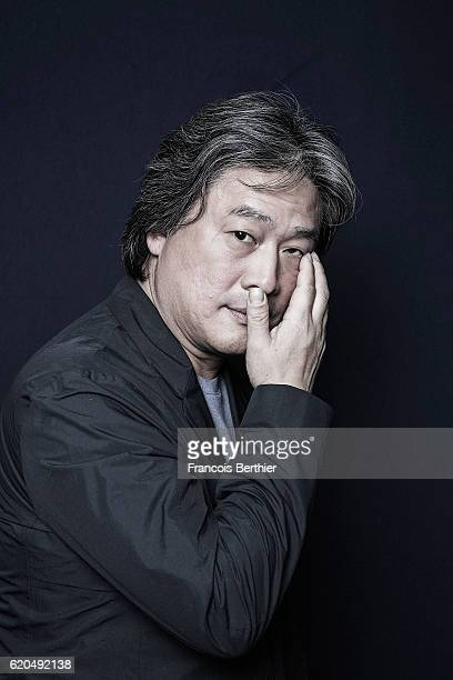 Director Park Chan Wook is photographed for Self Assignment on October 12 2016 in Paris France