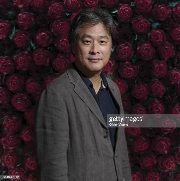 Director Park ChanWook is photographed for Cinemateaser on May 20 2016 in Cannes France