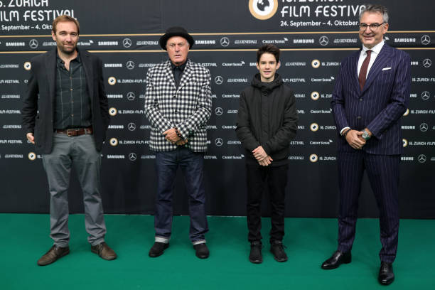 "CHE: ""Not Me"" Photocall - 16th Zurich Film Festival"