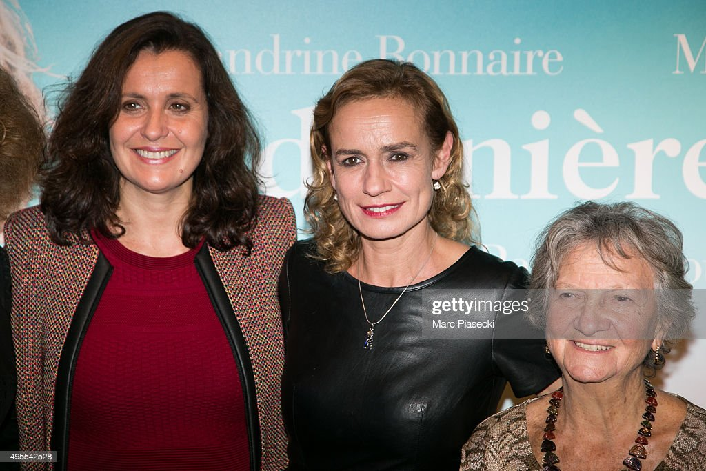 Sandrine Bonnaire 2015